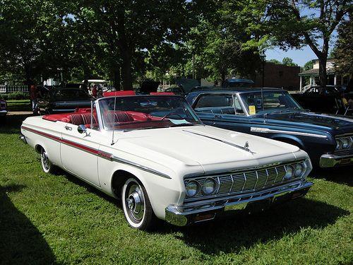64 Plymouth Fury