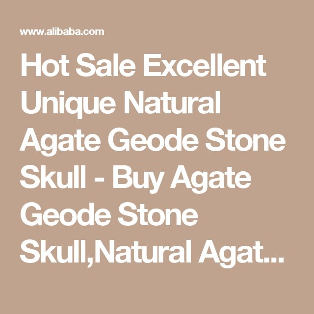 Hot Sale Excellent Unique Natural Agate Geode Stone Skull - Buy Agate Geode Stone Skull,Natural Agate Geode Stone Skull,Natural Carved Stone Skull Product on Alibaba.com