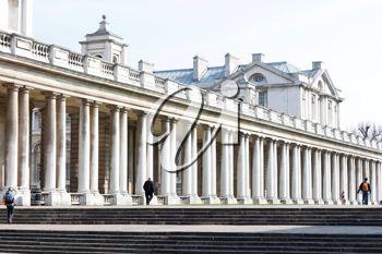 Royalty Free Photo of Greenwich University