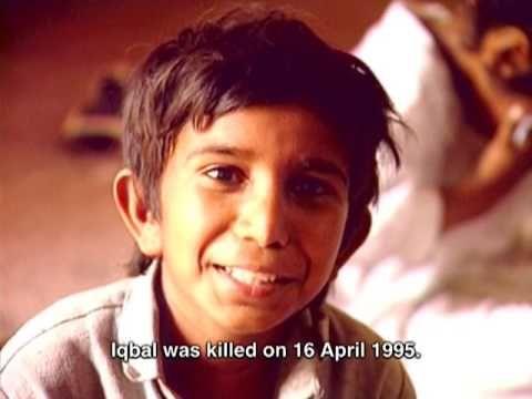 World's Children's Prize Laureate: Iqbal Masih