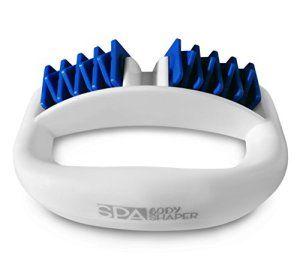 Spa Body-Shaper® Appareil de massage Anti Cellulite. Traitement Minceur efficace sur les jambes, le ventre, hanches, fesses et bras. Léger…
