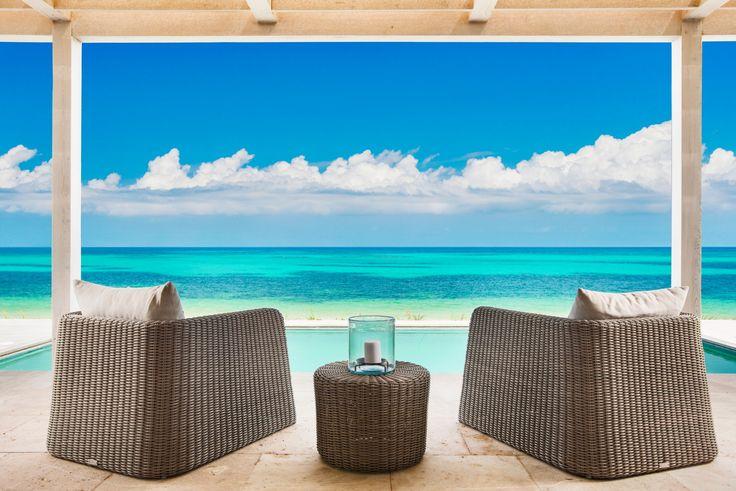 Sail Rock Resort in South Caicos http://www.exceptionalvillas.com/sail-rock-3-bedroom-beachfront-villa-south-caicos/l52049