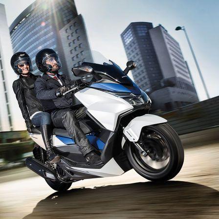Overzicht – Forza 125 – Scooters – Aanbod – Motorfietsen – Honda
