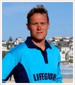 Andrew Reid, Bondi Lifeguard and star of Bondi Rescue