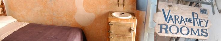 hostel in ibiza town, cheap accommodation in ibiza town - Vara de Rey Guest House Ibiza