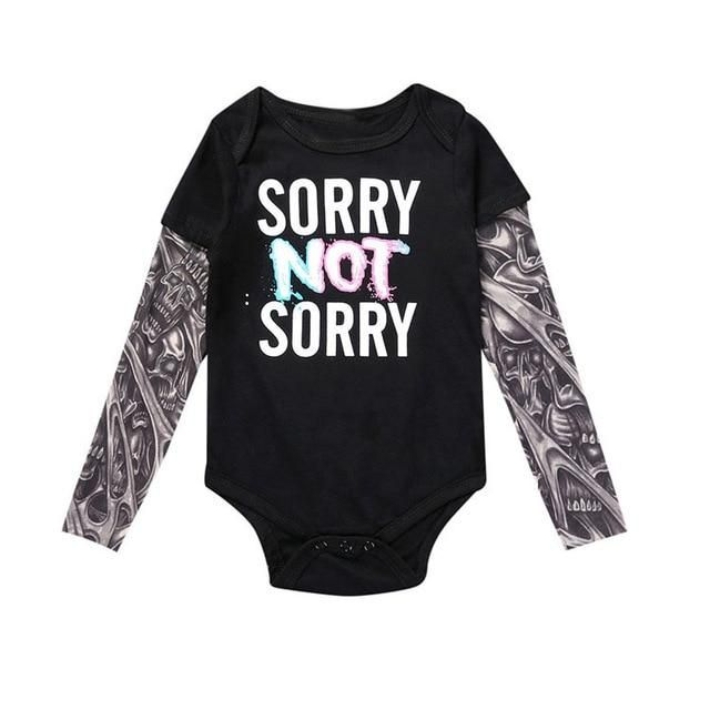 Cute Baby Jumper Mom Says Toddler Rompers Infant Bodysuit Long Sleeves