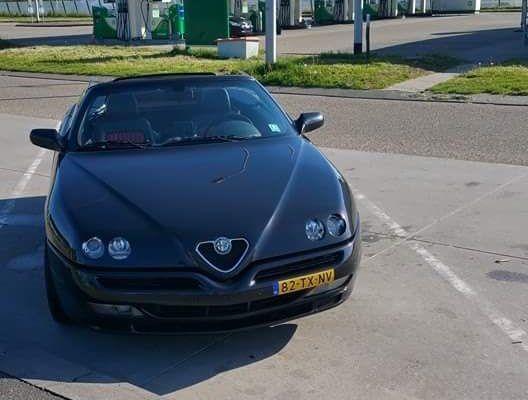 Alfa Romeo Spider 3ltr busso (2002) - Athlon Tour of the Century