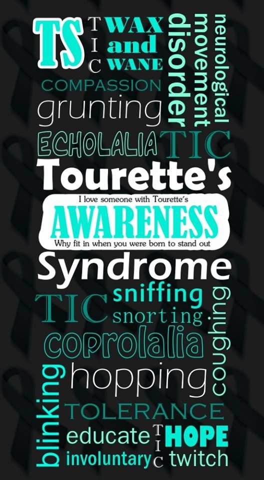 Tourette Syndrome: An Overview