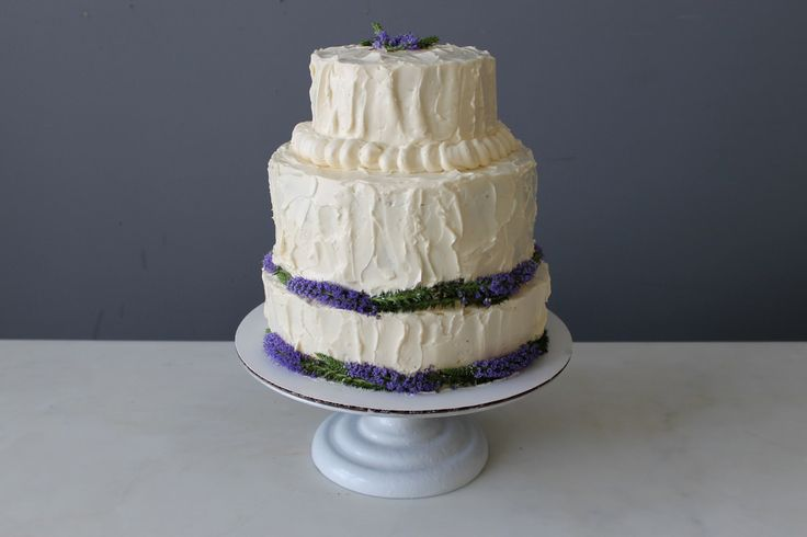 How to Make a Wedding Cake, Part 3: The Assembly on Food52 #food52