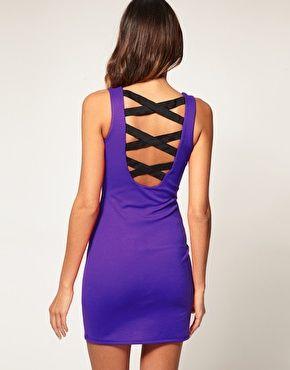 cute: Strappy, Purple, Asos Body Conscious, Fashionista, Style, Dresses, Closet, Asos Dress