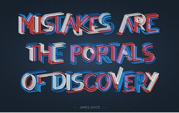 Stunning Typographic Quotes That Revolve Around Design And Creativity - DesignTAXI.com