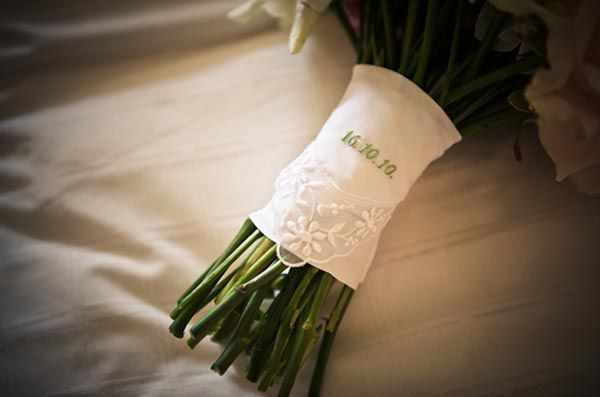 Bouquet Wrap Ideas ~ Style your Bouquet with Ribbons and Details