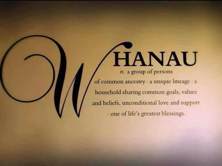 whanau