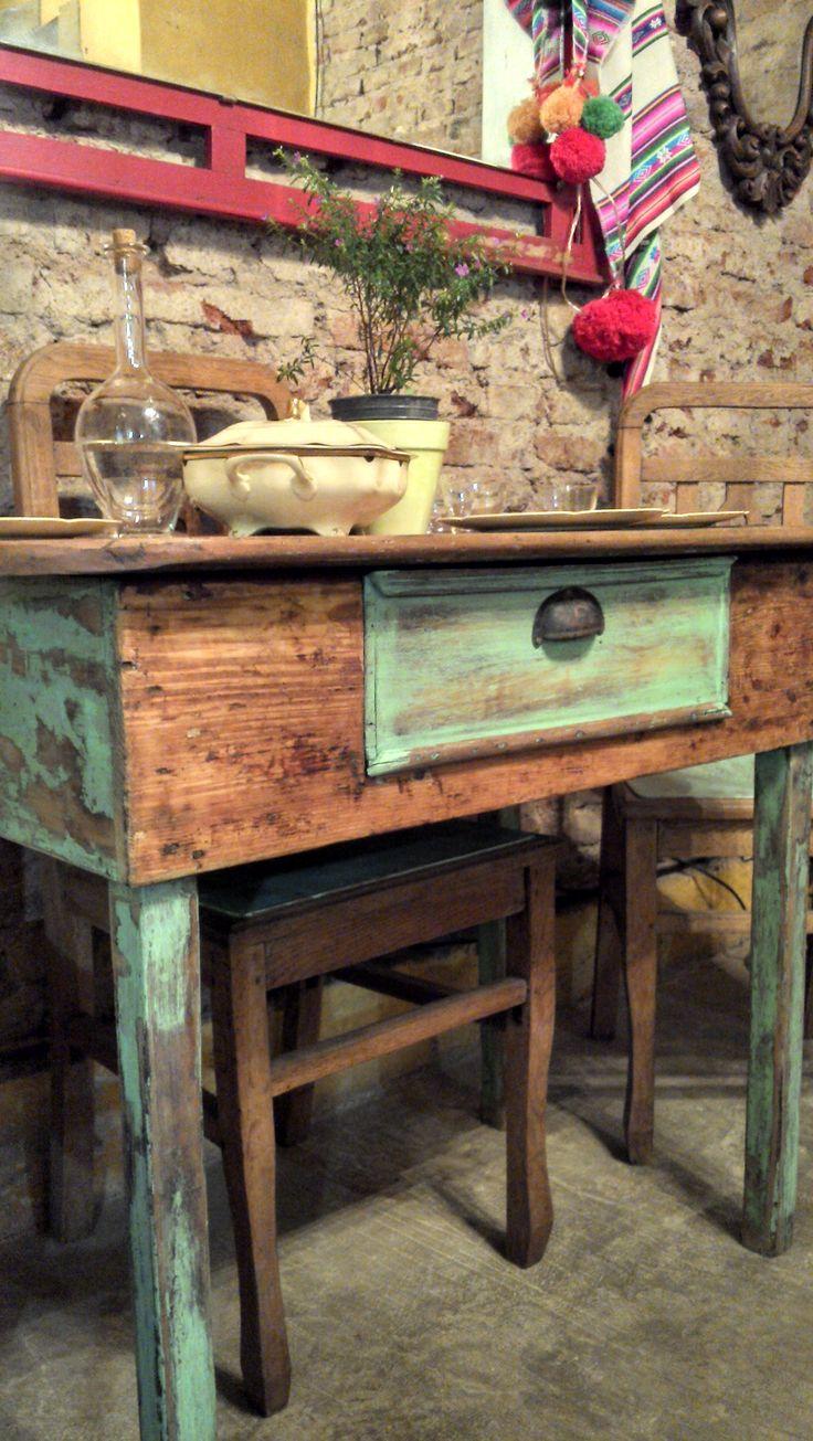 Muebles eran los de antes - Buenos Aires