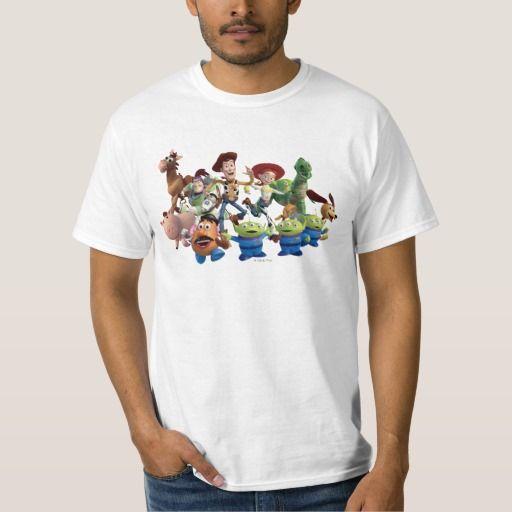 Toy Story 3 - Team Photo Tee Shirt