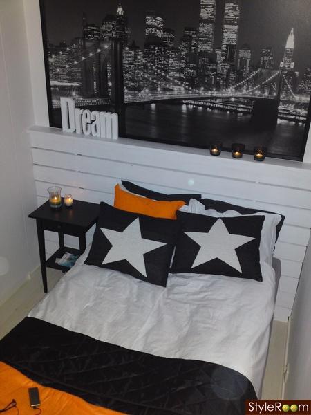 Sänggavel enkel att göra själv och fin!!