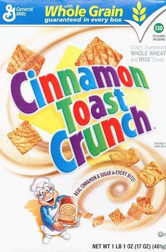 Cinnamon Toast Crunch #4?