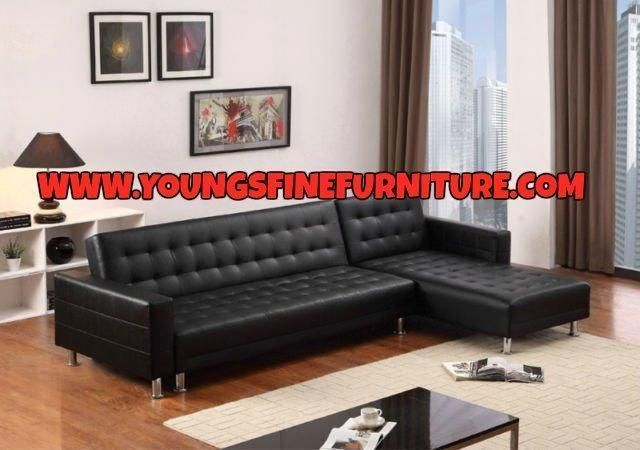 Lowest Prices Guaranteed To Save You Time Amp Money 2pc Sectional With Sofa Bed Quot Dustin Quot 299youngs Fine Furni Sofa Set Bedroom Sets Sectional Sofa