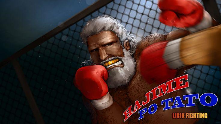 Hajime Po Tato by DarrenGeers