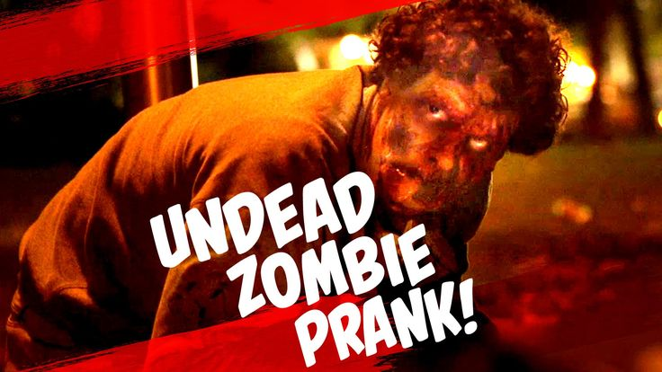 UNCENSORED Undead Zombie Prank - viewer discretion is advised