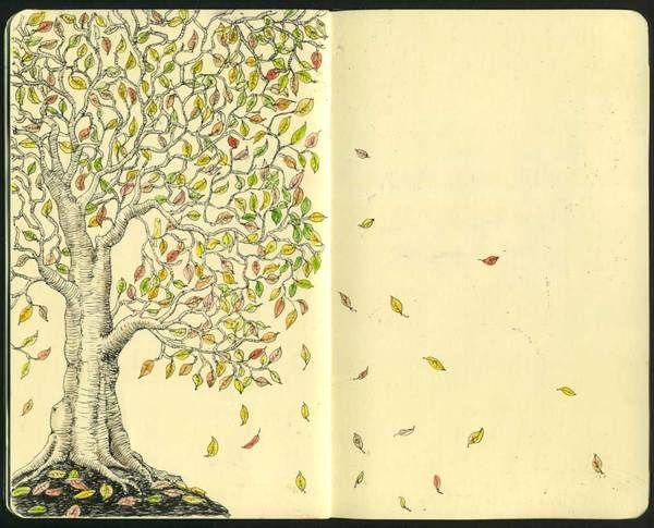 Mattias Adolfsson -- love this work. note texture on trunk.