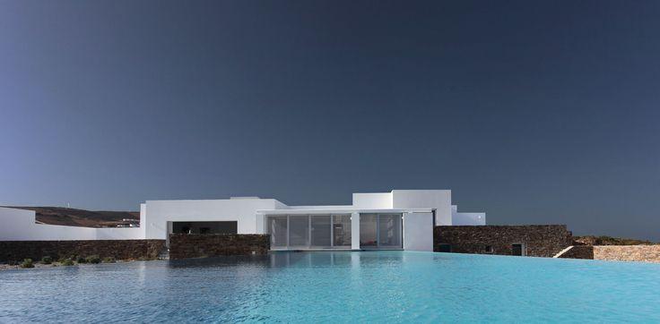 The Inspirational Designs of Greek Architect Nicos Valsamakis | Yatzer