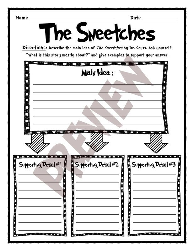 The Sneetches & Segregation: A Dr. Seuss Inspired Lesson for Black History Month - The Teacher Treasury