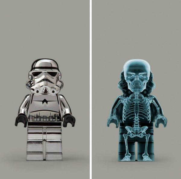 Le photographe Dale May donne une nouvelle dimension aux légos Star Wars