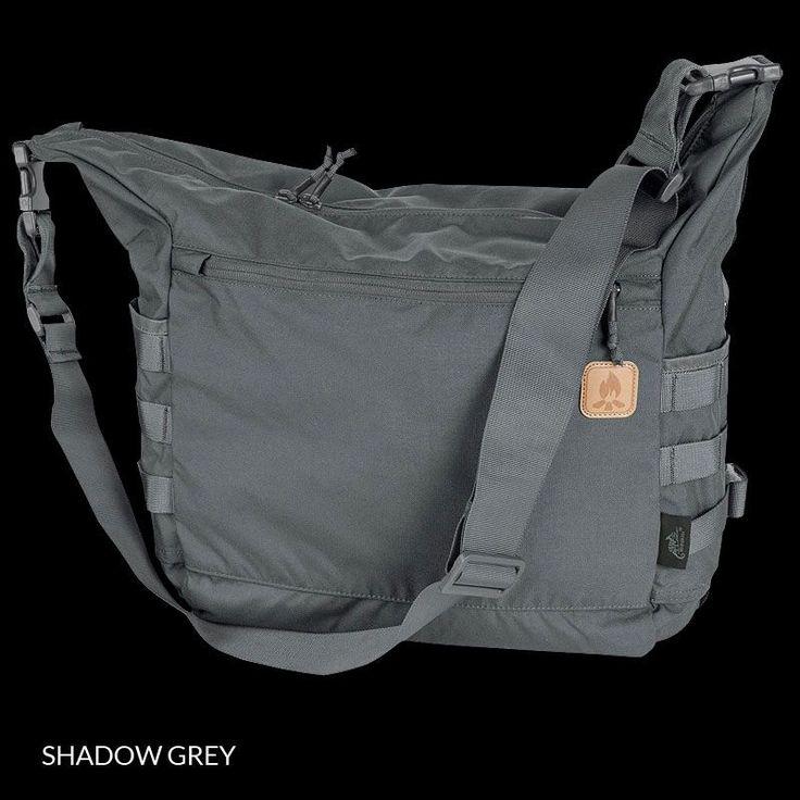 Helikon-Tex Bushcraft Satchel - Shadow Grey