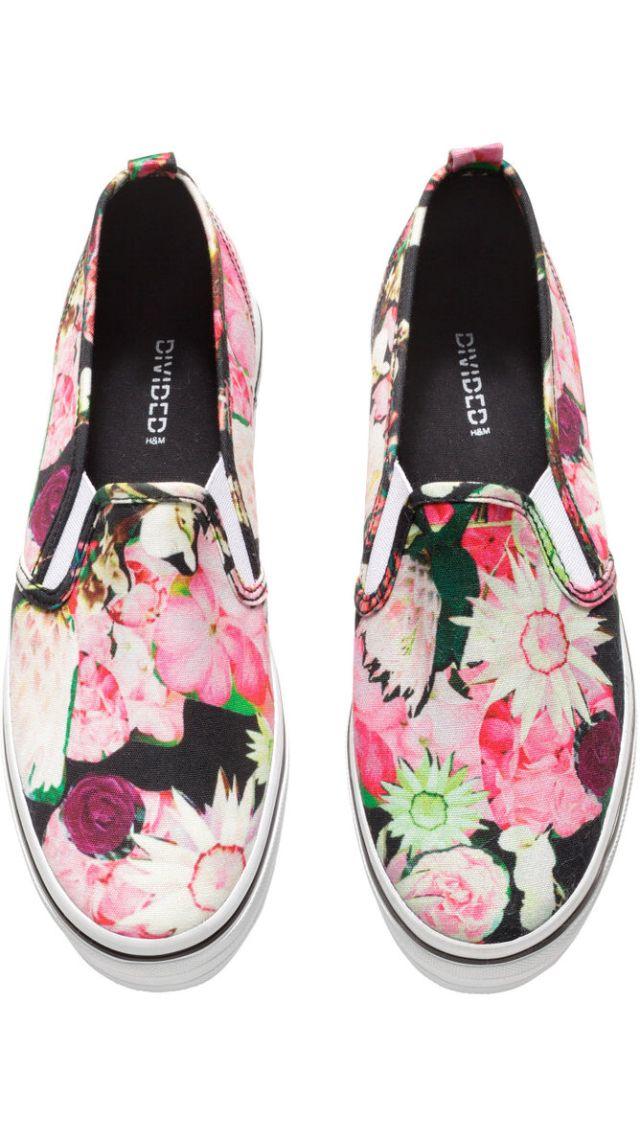 H&M Slip-Ons | Mode femme | Pinterest