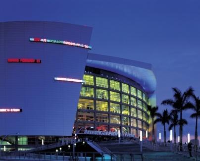 American Airlines Arena, Miami, Florida, USA
