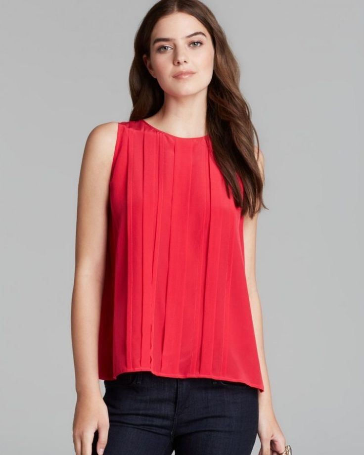 Sleeveless Top - Wishful Spring by VIDA VIDA Cheap Sale Reliable Latest Cheap Online Free Shipping Fashionable EiPRWQV5ue