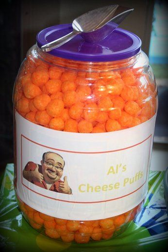 Cheese Puffs...i would do anything for someone to bring me these RIGHT NOW