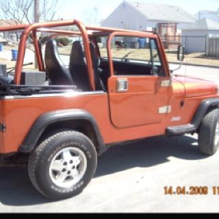 Jeep YJ 1992