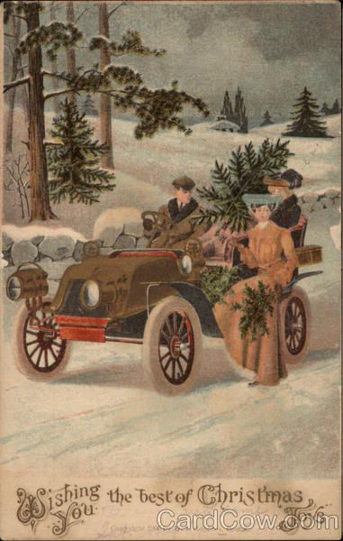 Wishing you the best of Christmas joys
