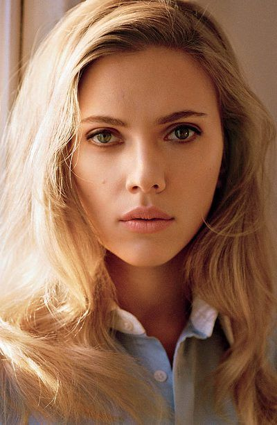 Scarlett Johansson The Most Sexiest And Beautiful Actress