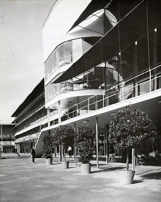 Stockholm Exhibition Restaurant 1930