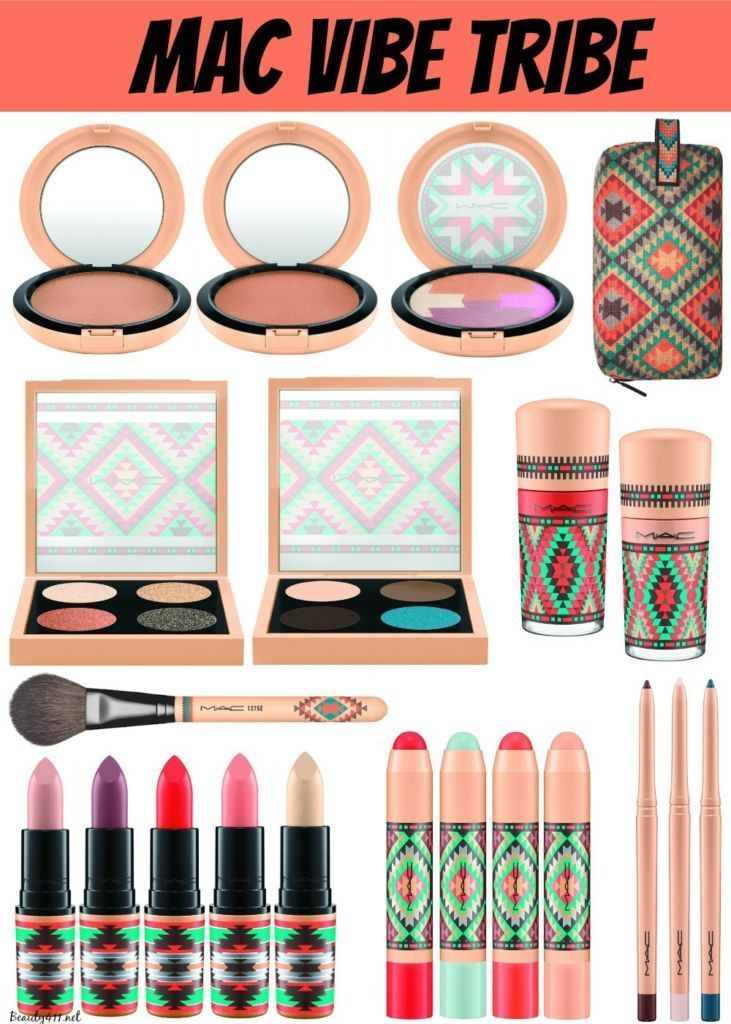MAC Vibe Tribe Collection!