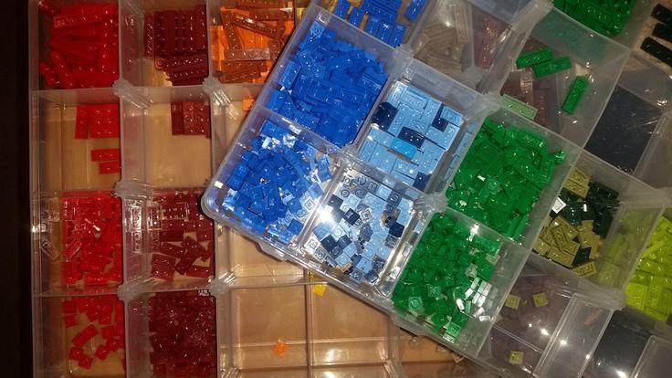 Storage Systems — Bricktease