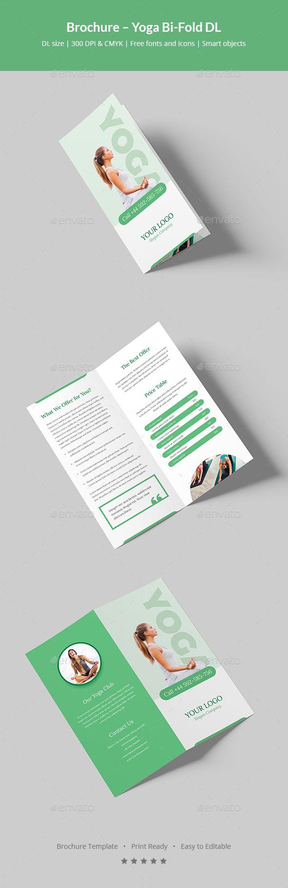 dl brochure template - 25 gorgeous brochure template ideas on pinterest