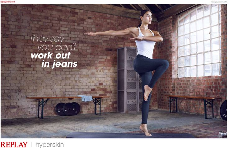 #Hyperskin #jeans Campaign. #Replay creates a revolutionary product which is hyper elastic, hyper light and hyper natural.