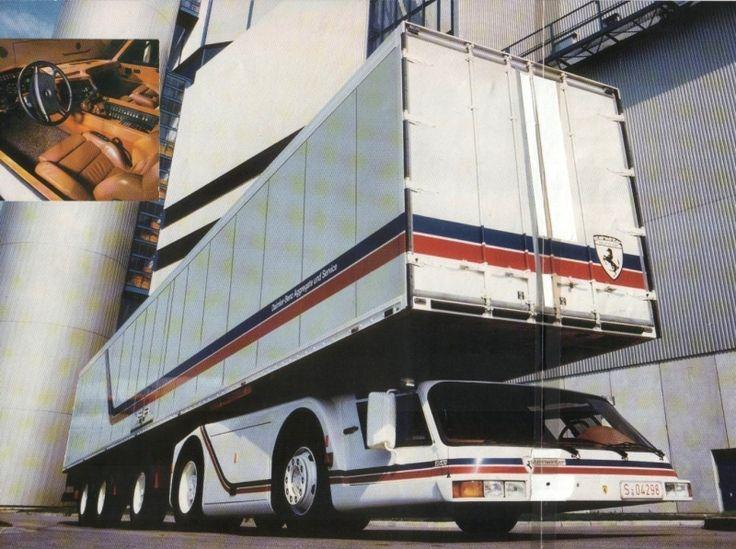 Tento supersport mezi tahači měl přepsat historii kamionů, nezměnil nic - 4 -