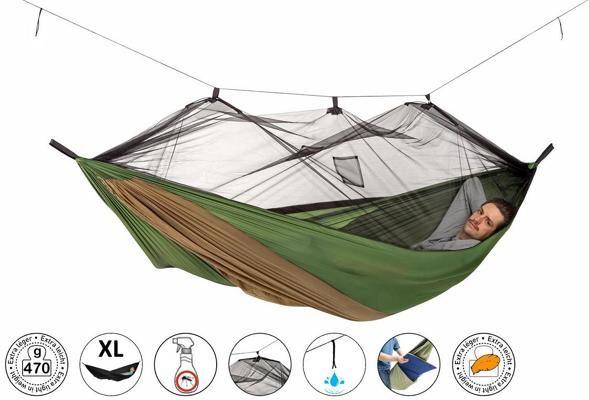 Amazonas Adventure Moskito Thermo Hangematte 4030454006330 Ultra