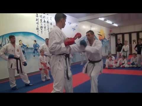 2017: Springcamp, training - YouTube