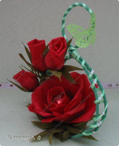 Подарки букетно-конфетные.. Комментарии : LiveInternet - Российский Сервис Онлайн-Дневников
