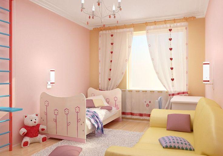 Проект детской комнаты в квартире, г. Долгопрудный. Новый бульвар