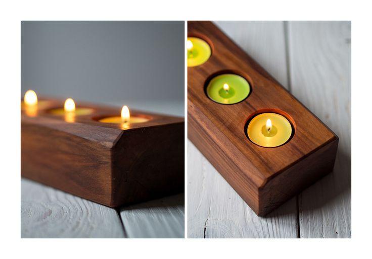 54. PIĘKNY ORYGINALNY ŚWIECZNIK Z GRUSZY ręcznie robiony świecznik Grusza impregnowana olejem z orzechów włoskich. ROZMIAR: ok. 21 cm x 8,5 cm, grubość ok. 4,5 cm 25PLN ZAMÓW