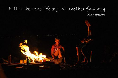 Camping, one of the joys of life