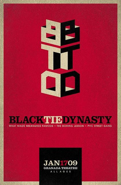 Black Tie Dynasty poster