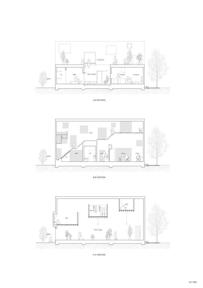 Gallery - House in Yamanote / Katsutoshi Sasaki + Associates - 29